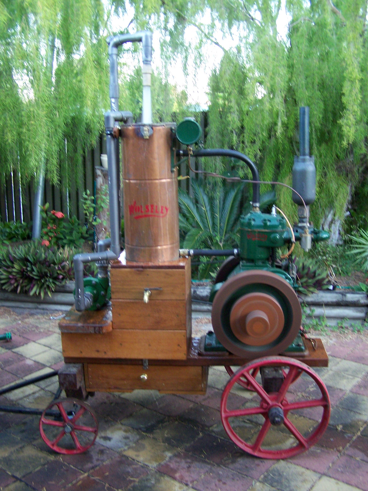 Wolseley stationary engines for Stationary motors for sale